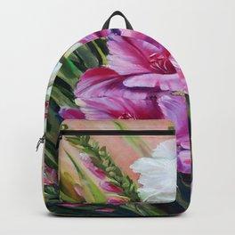 Gladiolus # 2 Backpack