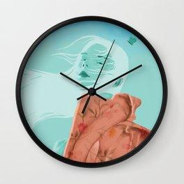 Cloud Hero Wall Clock