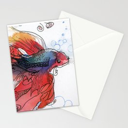 The Vicar's Child Stationery Cards