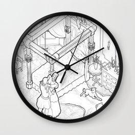 Lilith's Room Wall Clock