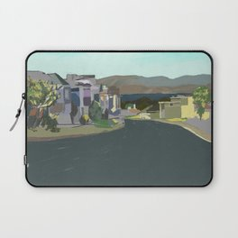 San Francisco neighborhood  Laptop Sleeve