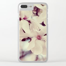Twisted Sisters Clear iPhone Case