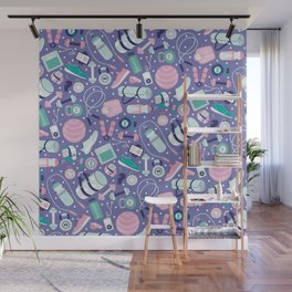 Get Fit Wall Mural