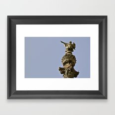 Christopher Columbus Framed Art Print