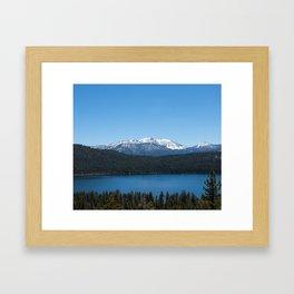 Carson Range Photography Print Framed Art Print