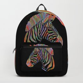 Fantasy Zebra Backpack