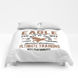 authentic eagle Comforters