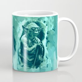 Grand Master Yoda Coffee Mug