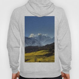 Naranjo de Bulnes (known as Picu Urriellu) Hoody