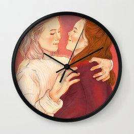 Nooreva Wall Clock