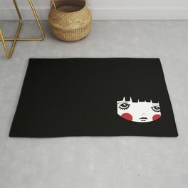 IN A Square Rug