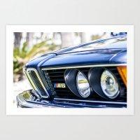 BMW_M6_1952 Art Print