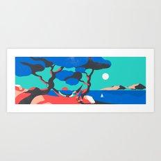 France: Provence Art Print