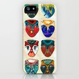 An American Quilt iPhone Case