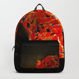 Glowing Stained Glass Lamp Backpack