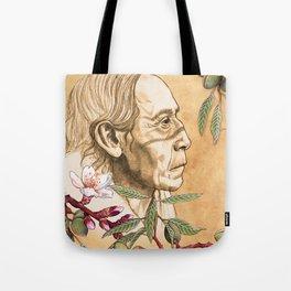Almendro Tote Bag