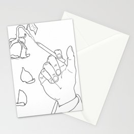 Soft Decay Stationery Cards
