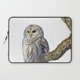 Alone but never lonely Laptop Sleeve