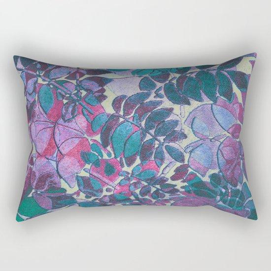 Love of Leaves 2 Rectangular Pillow