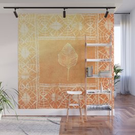 Tree Lace Wall Mural