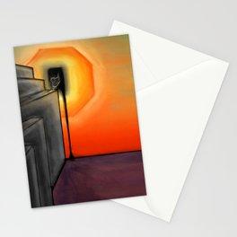 Serpent Horizon Stationery Cards