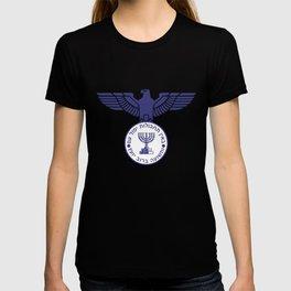 Mossad Eagle Israel Secret Service Intelligence IDF T-shirt