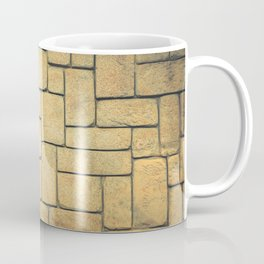 Stone Geometric Coffee Mug