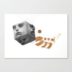 Artificial Canvas Print