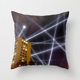Open Air Throw Pillow