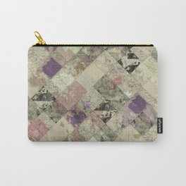 Abstract Geometric Background #25 Carry-All Pouch