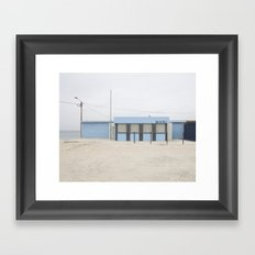 common place Framed Art Print