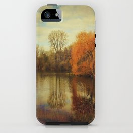Pond iPhone Case