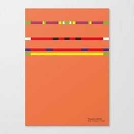 Renaud Lavillenie Canvas Print