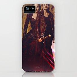 SwanQueen Angel iPhone Case