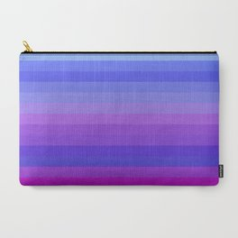 Re-Created Spectrum I by Robert S. Lee Carry-All Pouch