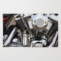 harley Area & Throw Rugs featuring Harley  by Marieken