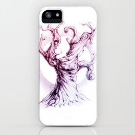 MusicTree iPhone Case