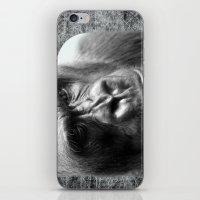 gorilla iPhone & iPod Skins featuring Gorilla by SwanniePhotoArt