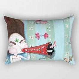 Ta Rectangular Pillow