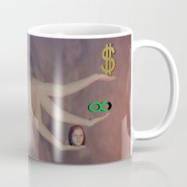 what matters most? Coffee Mug