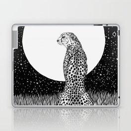 Cheetah Moon Laptop & iPad Skin