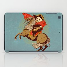 The Panda's Ride  iPad Case