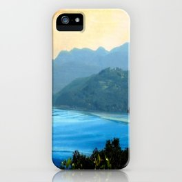 La Malbaie-Quebec, Canada iPhone Case