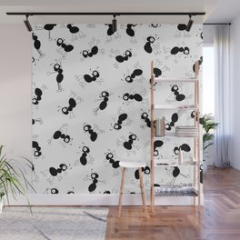 We can dance too! Wall Mural
