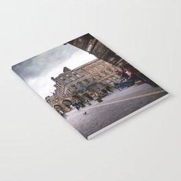 Royal Mile in Edinburgh, Scotland Notebook