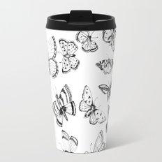 Butterflies and moths Travel Mug
