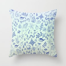 My Personal Magic Throw Pillow