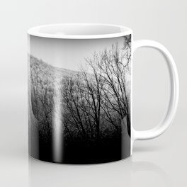 Mountain Top Dusting Coffee Mug