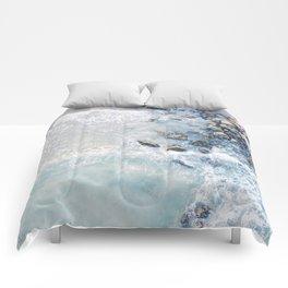 Coastal Waves Comforters