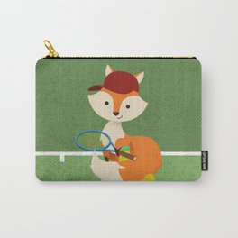 Tennis fox Carry-All Pouch
